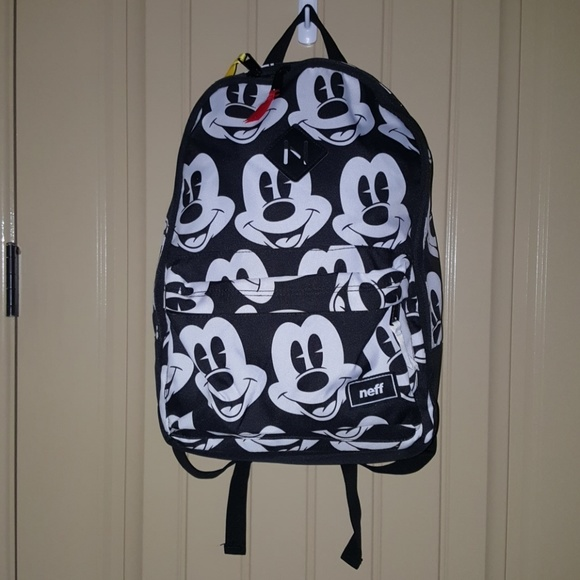 f3666597151 MICKEY MOUSE NEFF BACKPACK. M 5c92a282aa5719f75260ad57